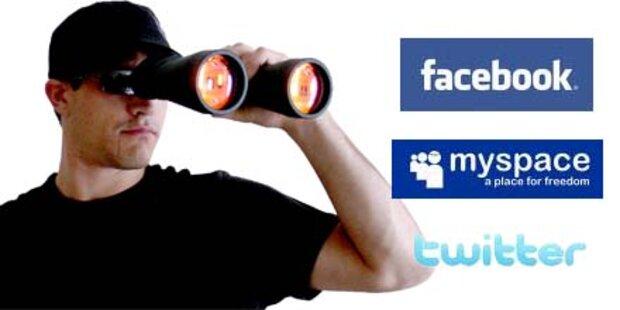 US-Fahnder nutzen Social Network-Infos
