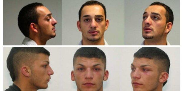 Serben versuchten sich als Erpresser