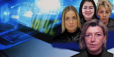 Fahndungsliste: DAS sind die gefährlichsten Frauen Europas