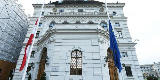 3 tägige Staatstrauer in Österreich