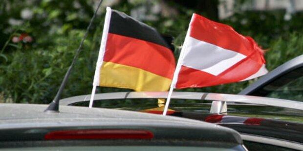 Deutsche haben Österreicher gern