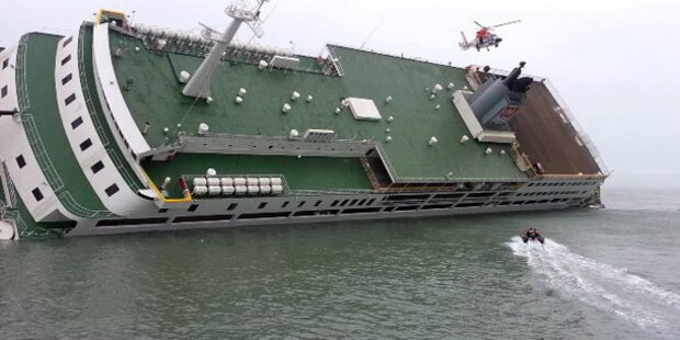 Sewol-Kapitän wegen Totschlags angeklagt