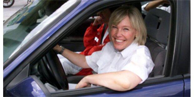 Frauen sind die besseren Beifahrer