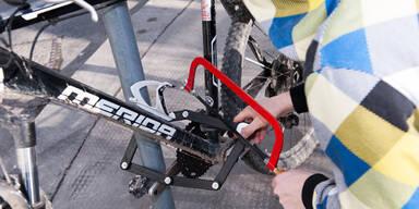 Fahrradschlösser mit Zahlencode