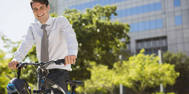 Stadt will Wiener zum Radeln motivieren