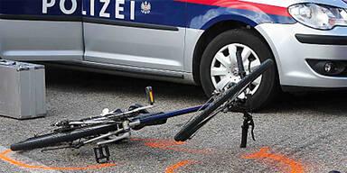 75-jährige Radlerin angefahren: tot