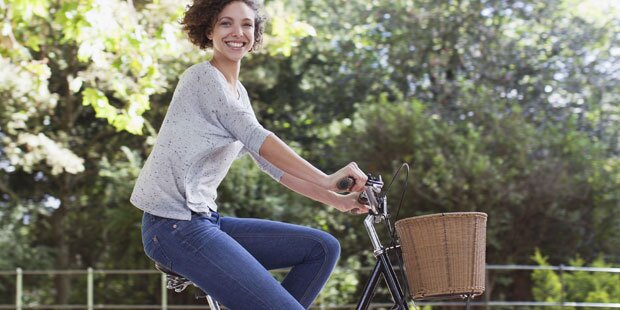 Leihräder bei Touristen beliebt