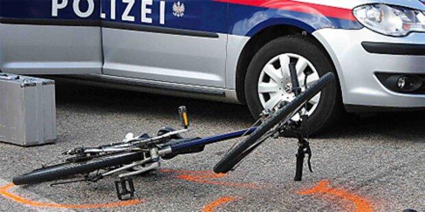 Radfahrer (84) bei Unfall getötet