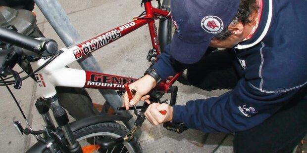 Fahrrad-Diebe: Die üblen Tricks