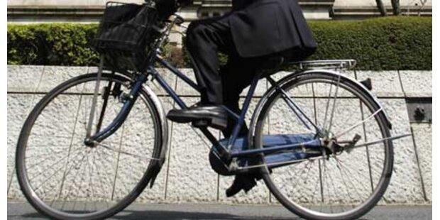 14-Jähriger stirbt nach Fahrrad-Sturz