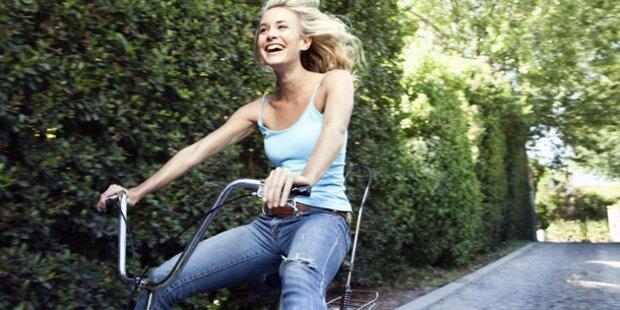 2012 wurden 410.000 Fahrräder verkauft