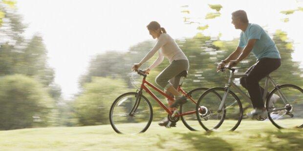 So sichert man sein Fahrrad gegen Diebe