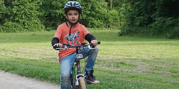 Gute Fahrrad-Helme gibt es ab 20 Euro