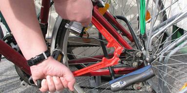 Fahrraddiebstahl in Salzburg boomt