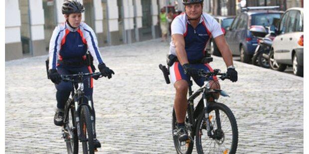 700 Euro Strafe für Radfahrer