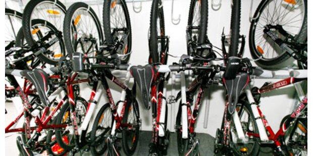20 Fahrräder im Bregenzerwald gestohlen
