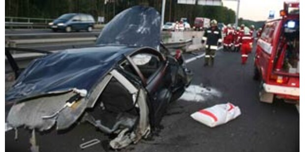 Grazer bei Unfall getötet