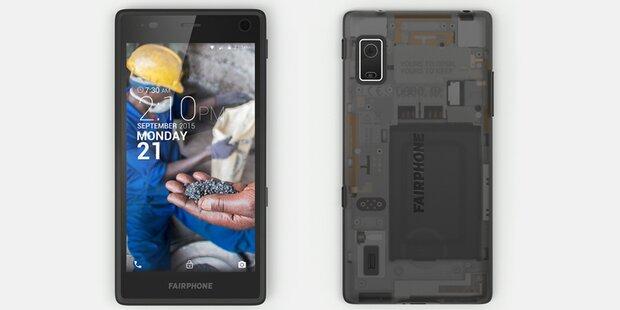 Fairphone 2 bekommt jetzt Updates