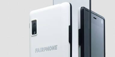 """Fairphone will noch """"grüner"""" werden"""