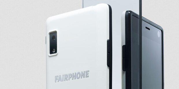 Fairphone 2: Neue Kameras zum Nachrüsten