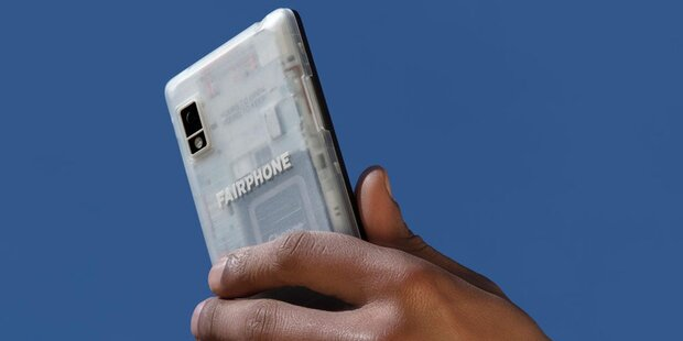 Crowdfunding-Erfolg für Fairphone