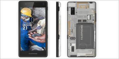 Gute Note für (leider) teures Fairphone 2