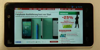 Brandneues Fairphone im großen oe24.at-Test
