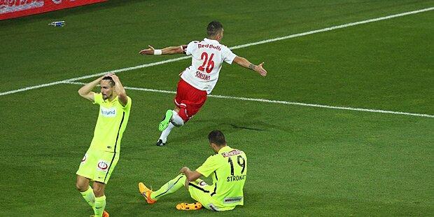 2:0 gegen Austria: Bullen holen Double
