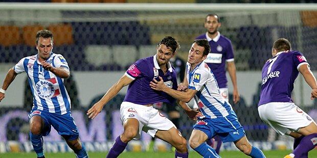 Austria holt 1. Liga-Sieg unter Ogris
