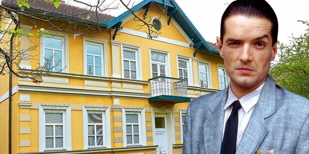 So lebte Falco: ÖSTERREICH zeigt Villa