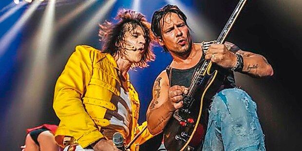Freddie Mercury trifft den