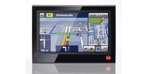 IFA-Teil 3: Navigationsgeräte