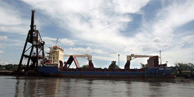 Argentinien droht Ölfirmen