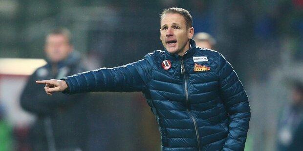 Fallmann bleibt St. Pölten-Coach