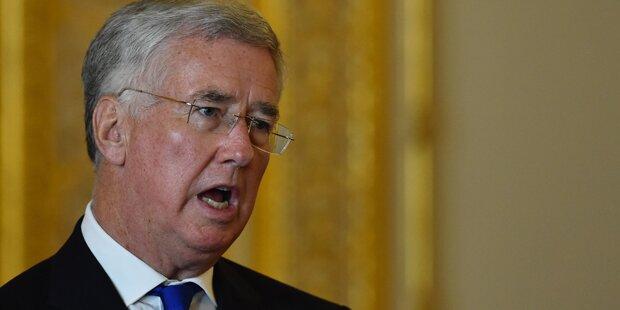 Briten planen Luftangriffe in Syrien