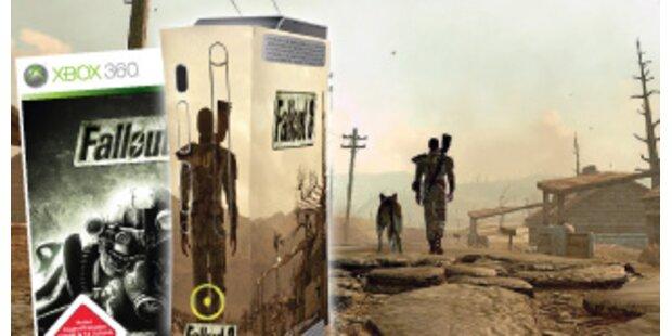 Gewinnen Sie eine Xbox 360 im Fallout 3 Design