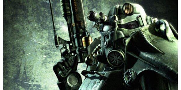 Fallout 3 zum Spiel des Jahres ernannt