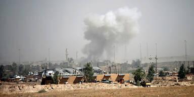Regierungsgebäude in Falluja zurückerobert