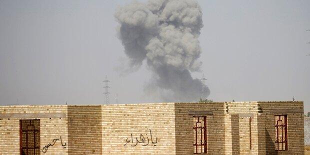 Sturm auf Falluja: ISIS schlägt zurück