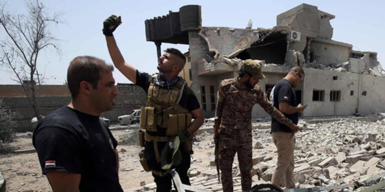 Bagdad: Sieben Tote bei Selbstmordattentat