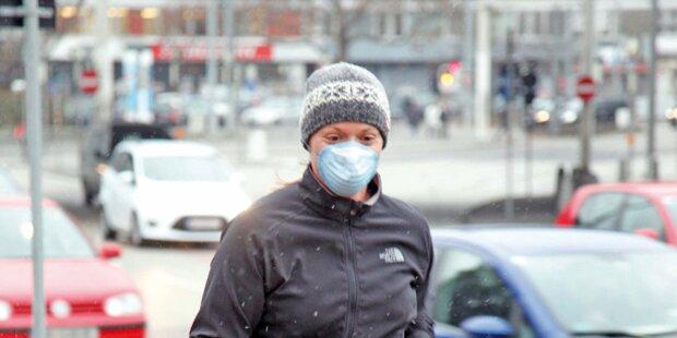 Feinstaub-Schock: Luft schlecht wie nie