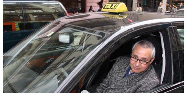 ÖBB bringt Schaffner mit Taxi zum Zug