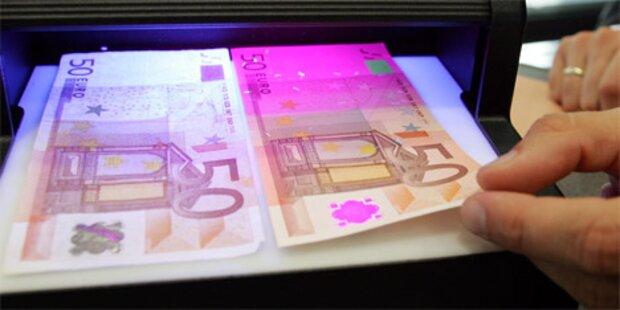 15-jähriger Geldfälscher flog auf