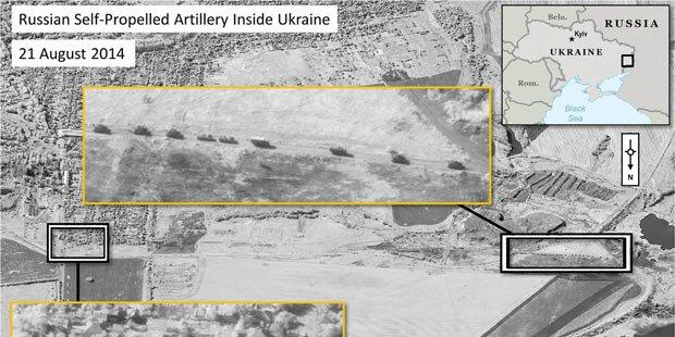 Ex-NSA-Mann: Ukraine-Bilder gefälscht?