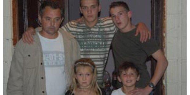 1. Besuch bei Arigonas Familie im Kosovo