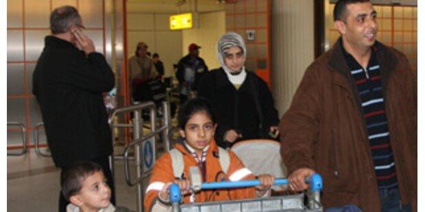 Österreichische Familie aus Gaza wieder in Wien