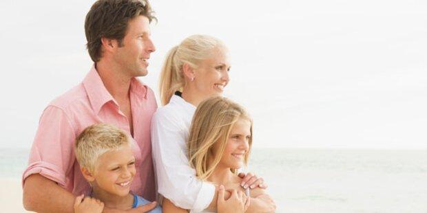 Österreichern ist Familie am wichtigsten