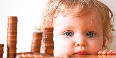 Familienbeihilfe: 17 Millionen Euro zu spät ausbezahlt