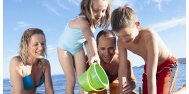 Family-Urlaub am Mittelmeer