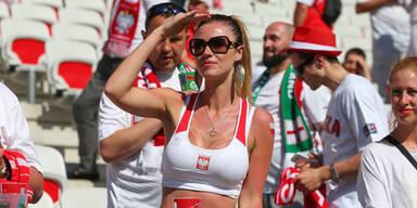 Die Europameisterschaft der heißen Frauen